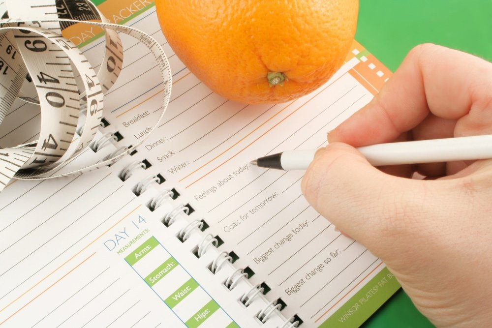 Правила ведения дневника занятий фитнесом