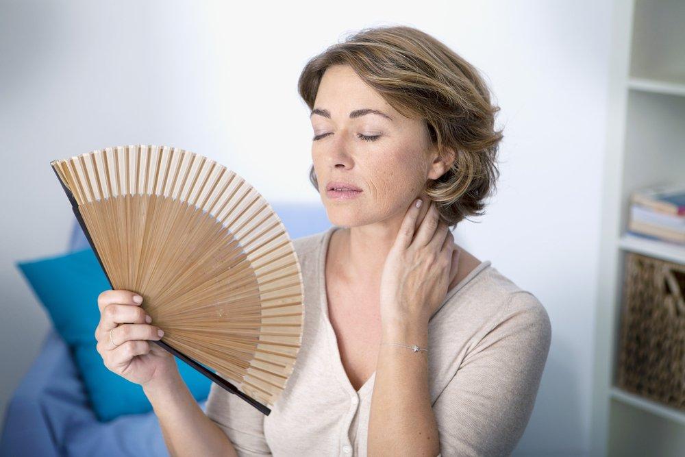 Влияние женских гормонов на наступление климакса