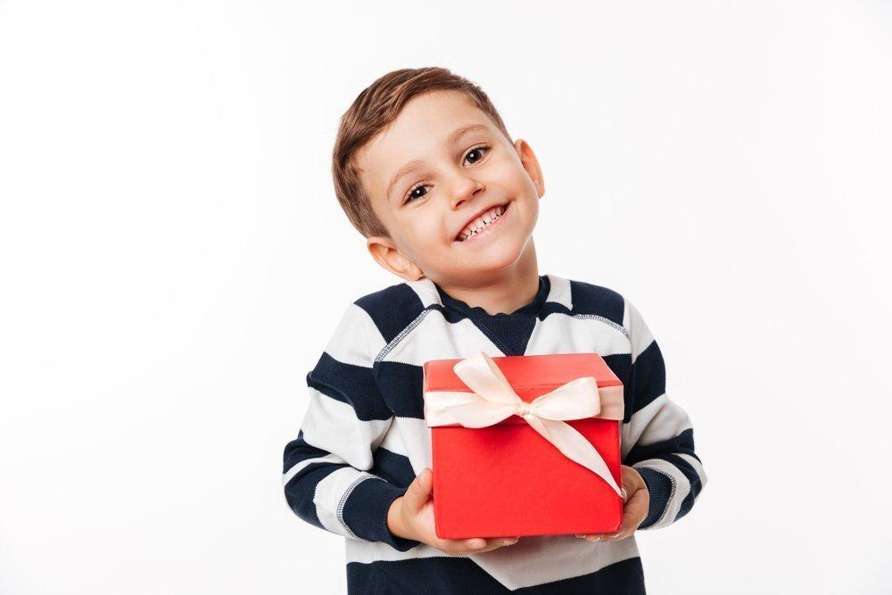 Развивающие подарки для малышей