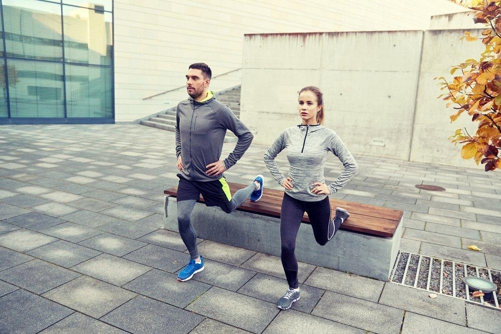Как использовать упражнение в занятии фитнесом