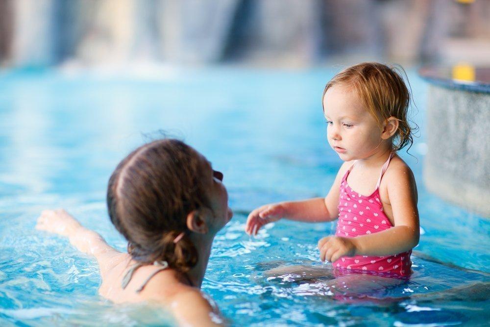 Водные забавы для детей и взрослых