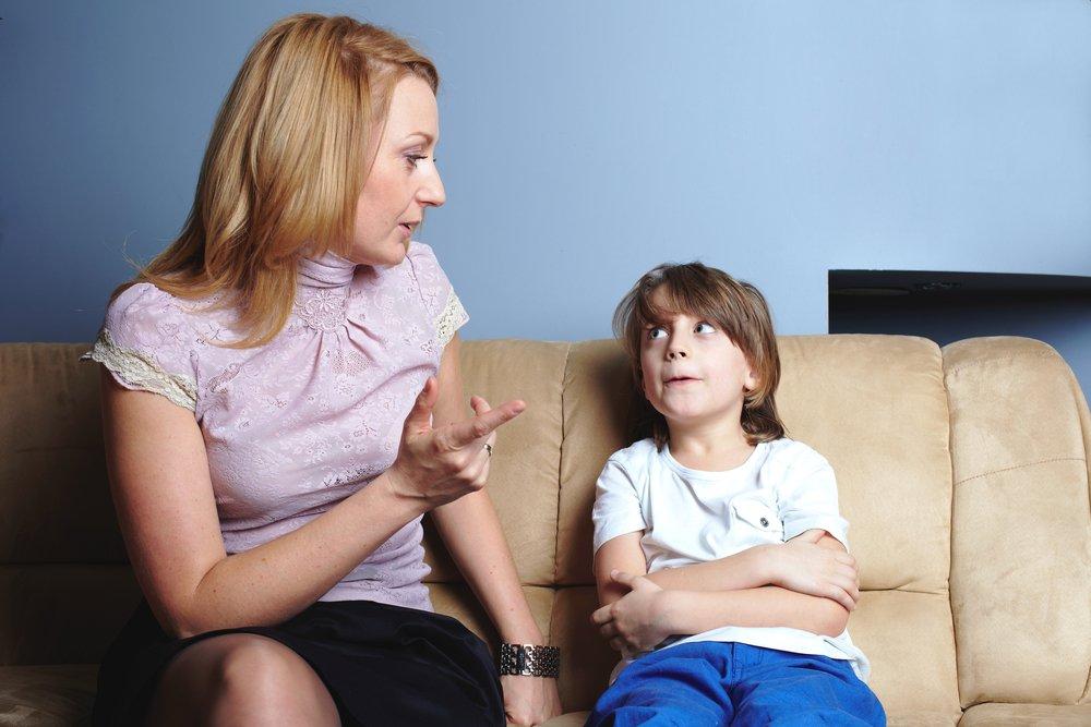 Родители определяют норму