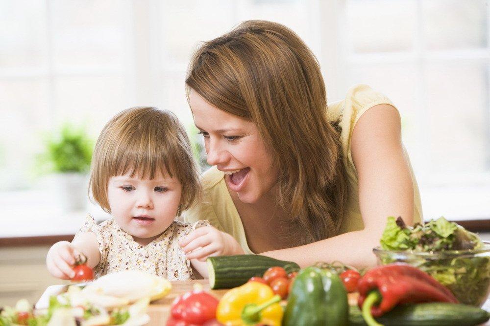 Блюда для детей: не хранить!