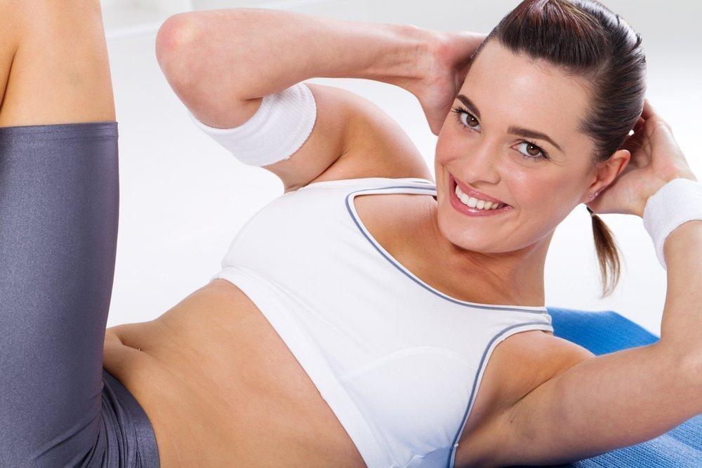 Какие мышцы шеи задействуются при выполнении фитнес-упражнений?