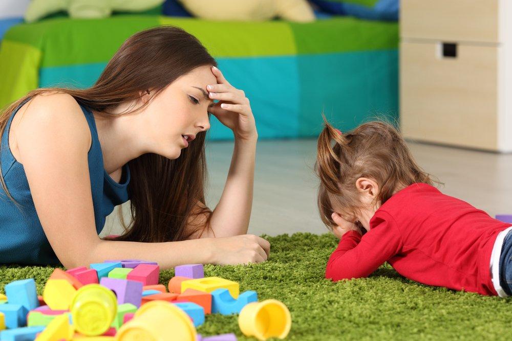 Что делать родителям с негативными эмоциями у детей?