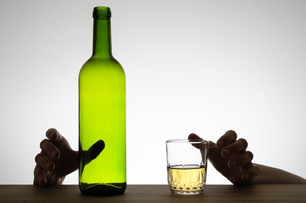 Вы не хотите отказываться от алкоголя
