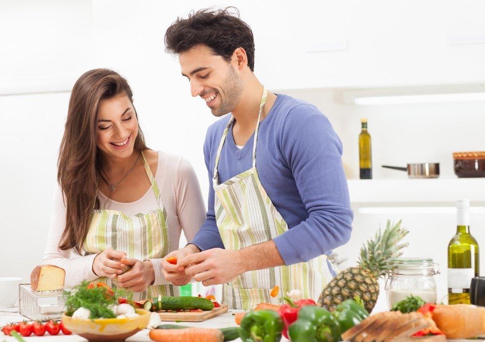 Особенности питания вегетарианцев