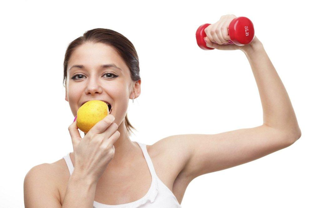 Как нужно питаться в процессе занятий фитнесом?