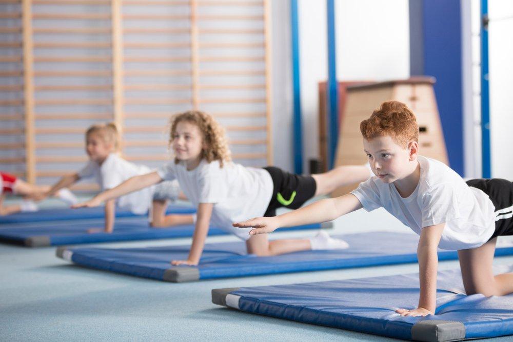 Антисколиозная гимнастика
