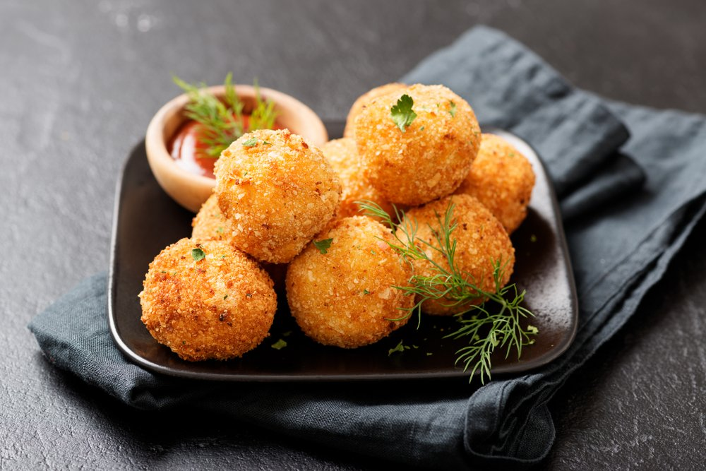 Рецепты вкусных сырных шариков