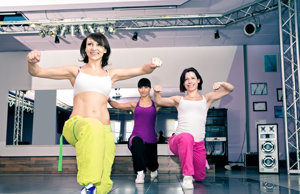 Одежда для фитнес-упражнений