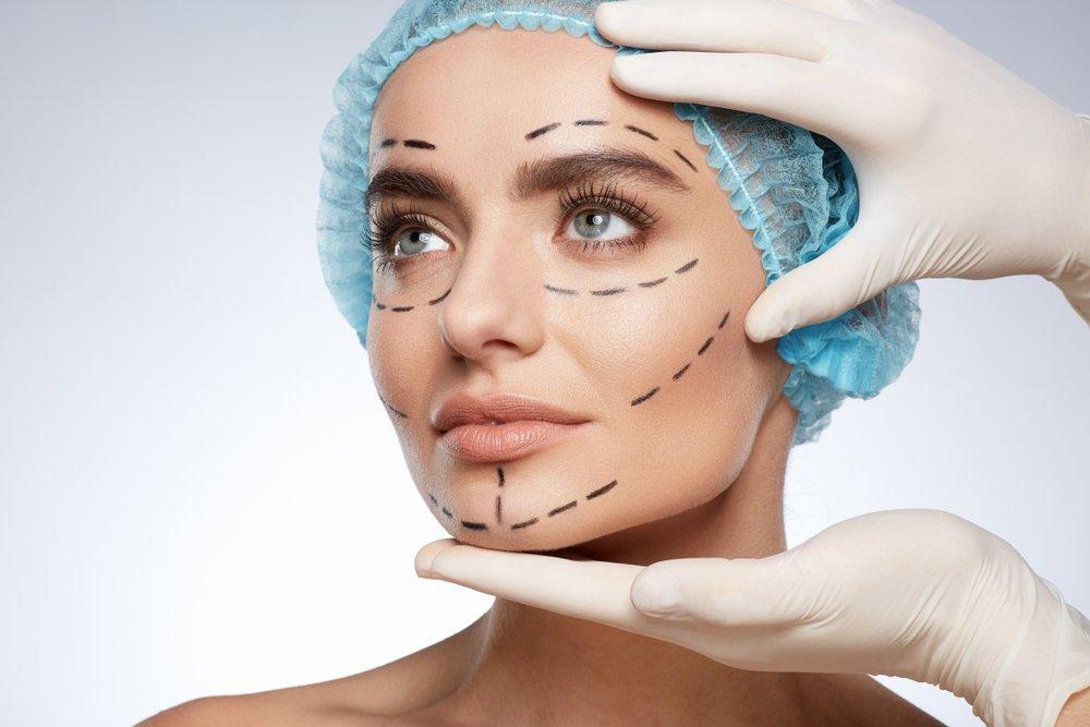Хирургические методы омоложения кожи