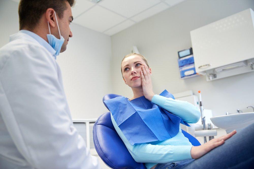 Предрасположенность к боли и передачи инфекции после удаления