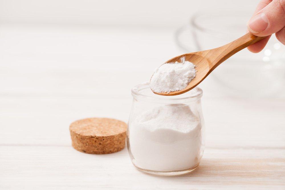 Пищевая сода как основной провокатор шелушения кожи