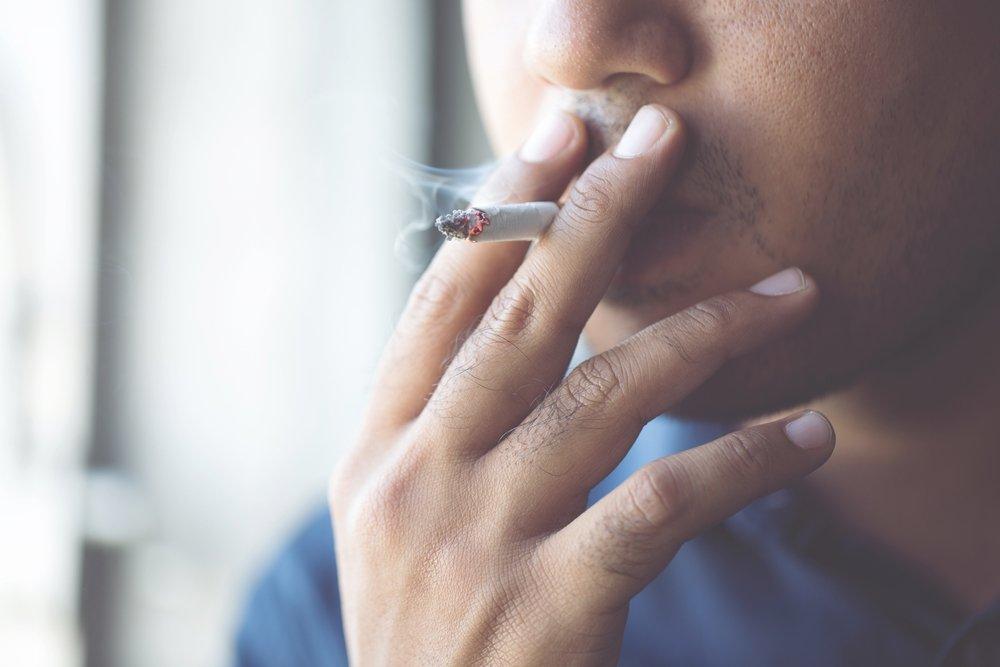 Что собой представляет никотин
