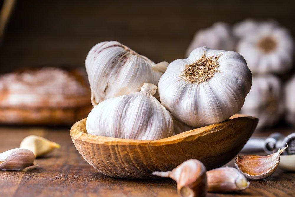 Сырой чеснок для лечения простуды