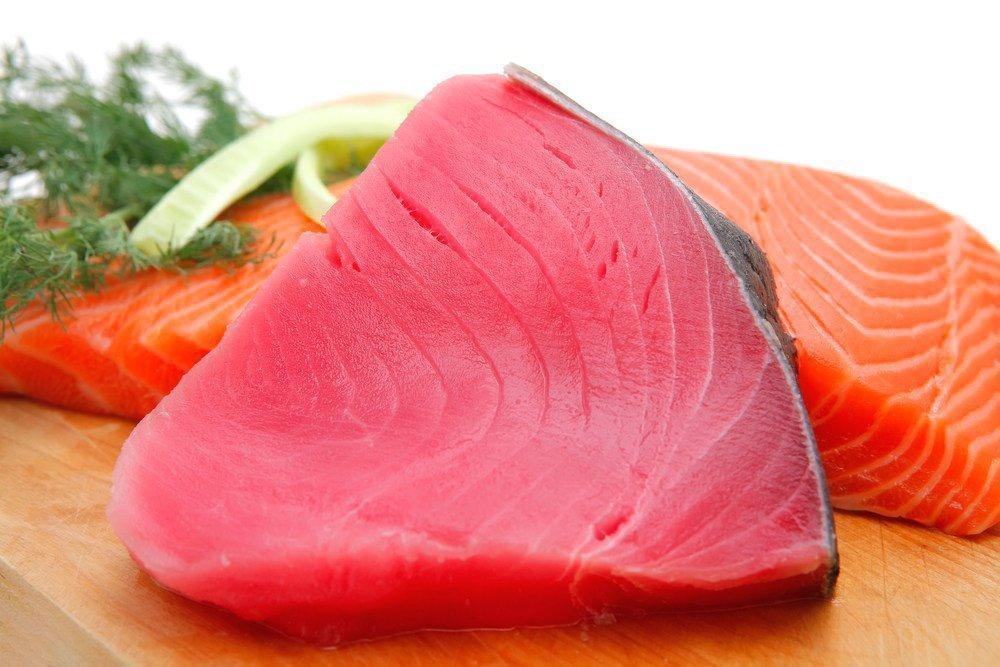 Ешьте больше тунца