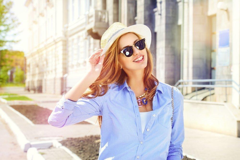 Как защитить глаза от весеннего солнца?