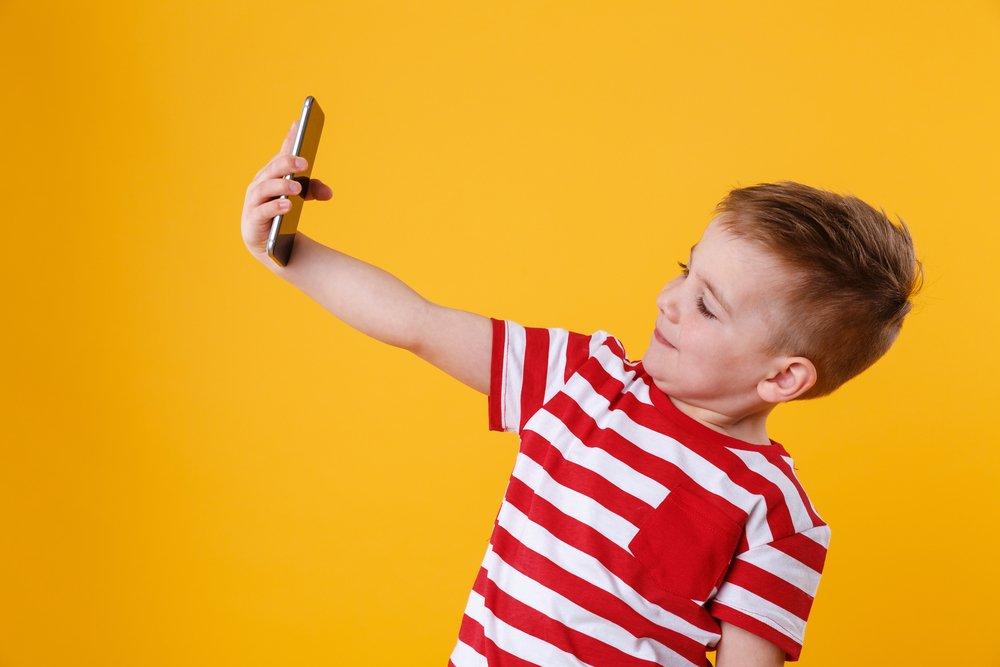 Детство в объективе фотоаппарата