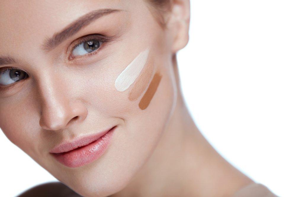 Варианты использования консилера в макияже