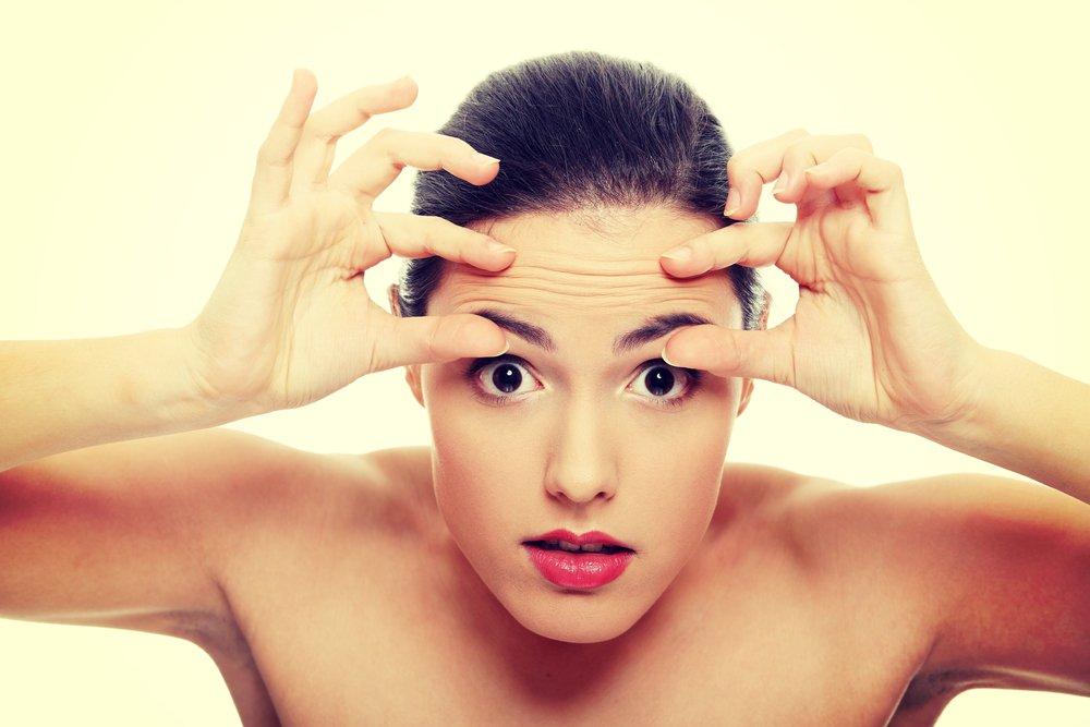 Польза йоги для лица