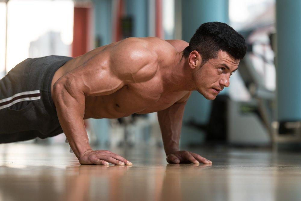 Составляем комплексную фитнес-тренировку