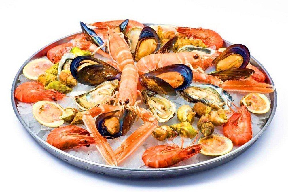 Суть диеты или красота морских даров