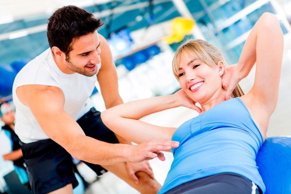 Фитнес-тренер — важный человек для достижения успеха
