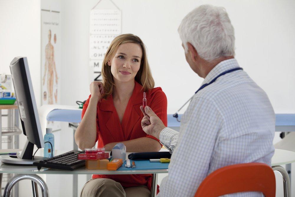 Лечение анемии и особенности диеты