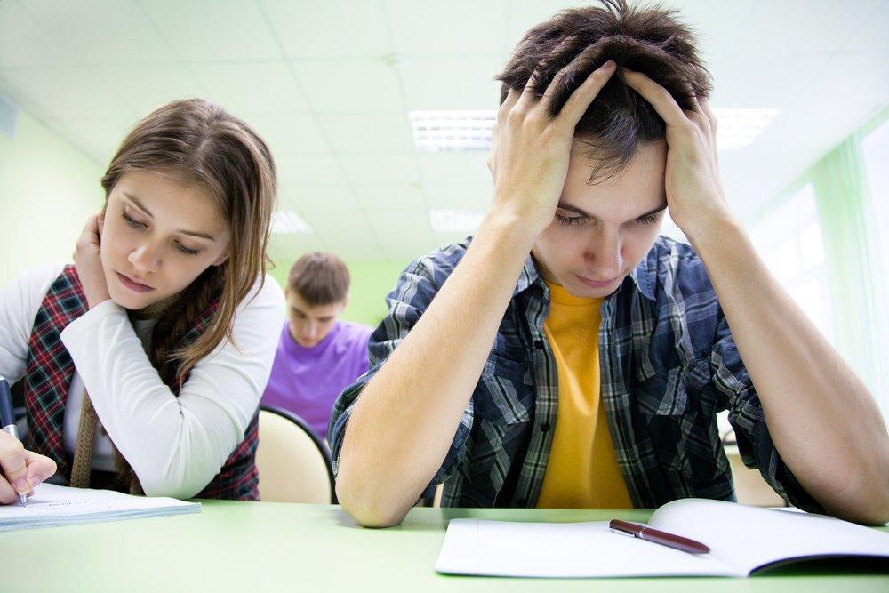 Влияние экзаменов и контрольных на психологическое здоровье детей