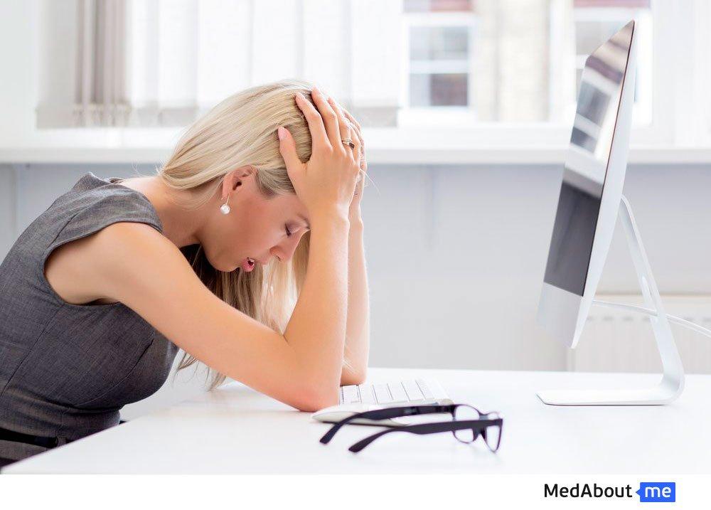 Слабость у женщин