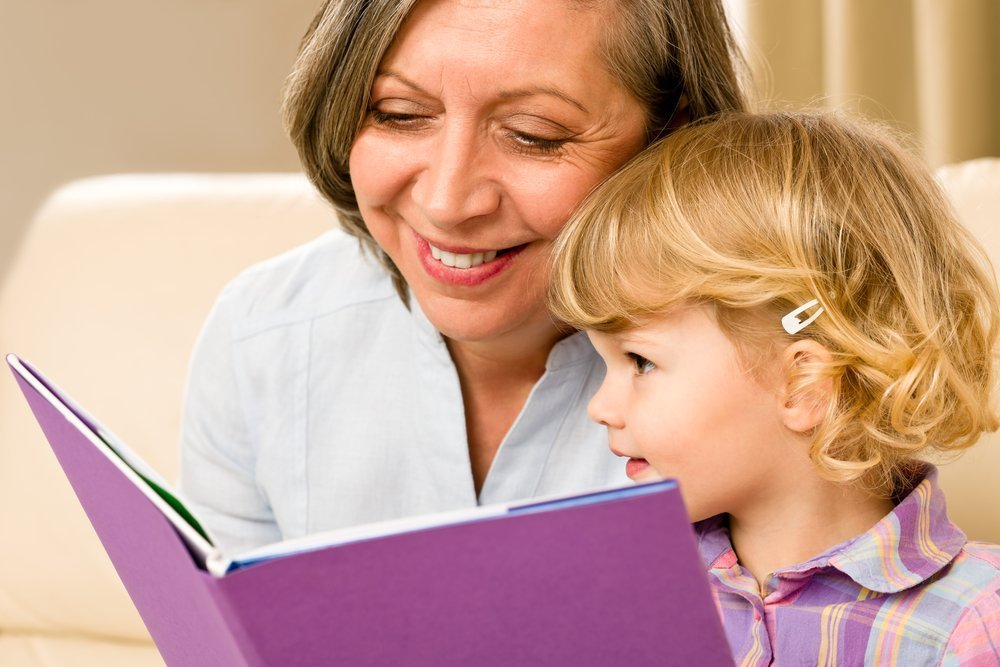 Современные бабушки: отношение к детям