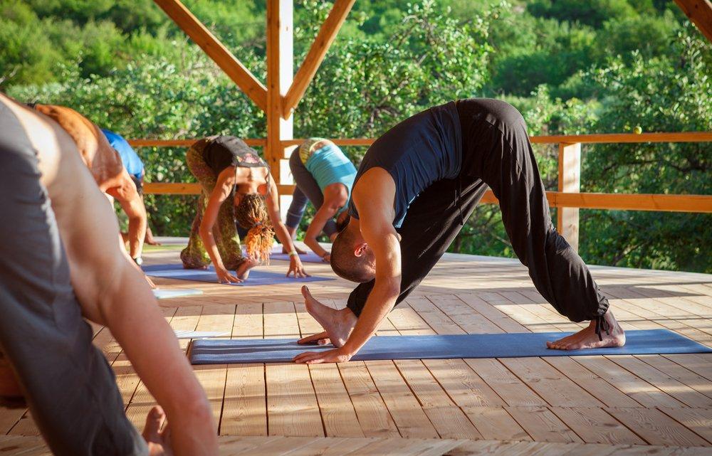 Стретчинг — упражнения для мужчин и женщин