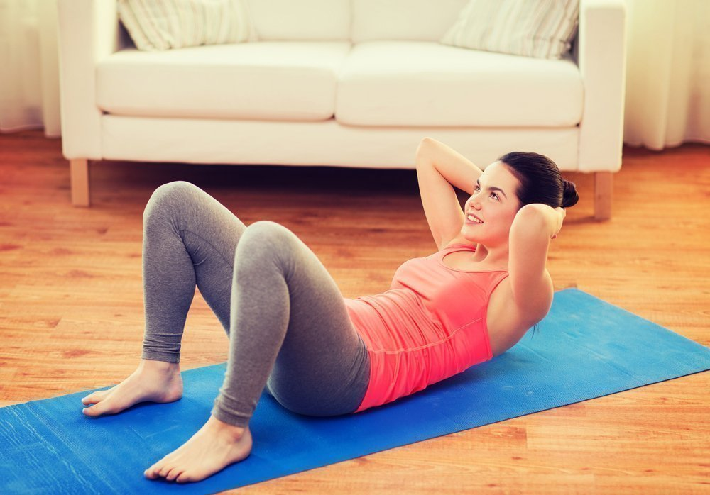 Особенности домашних фитнес-тренировок