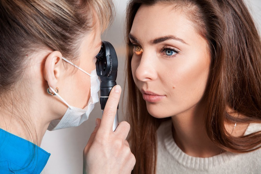 Причины глаукомы