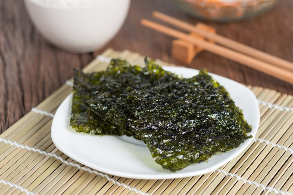 the effect of seaweed on spinach Slimy, slippery seaweed has been heralded as the new, must-have superfood so is it truly healthy or just media hype read on to discover the nutritional profile of the most common varieties, plus inventive ways to put it to use in your own cooking.
