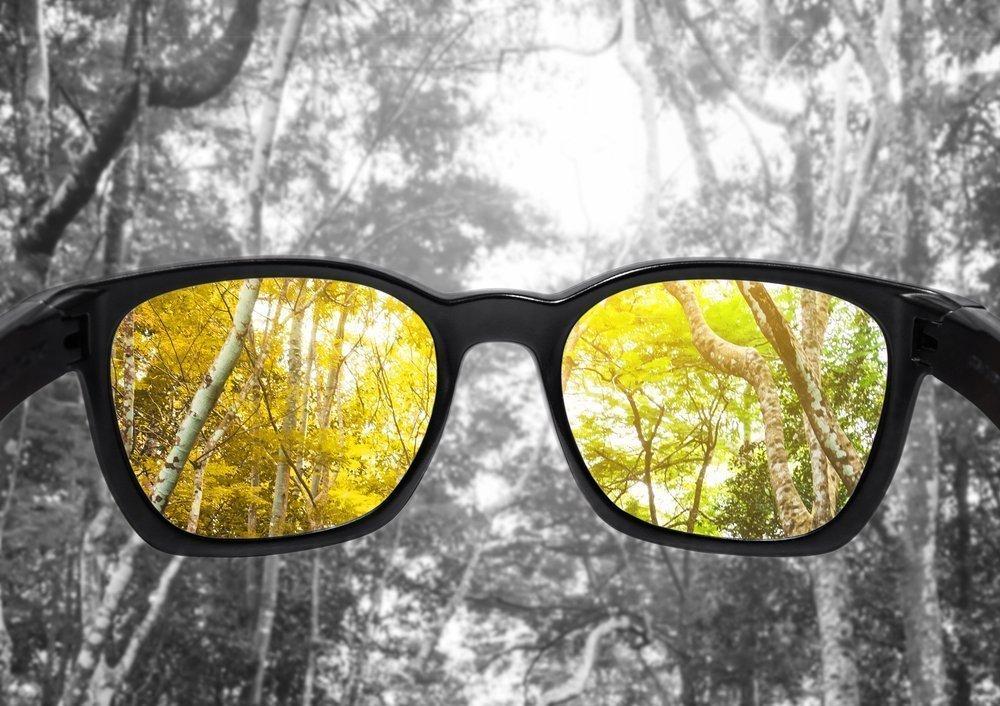Формы дальтонизма: болезни цветового зрения