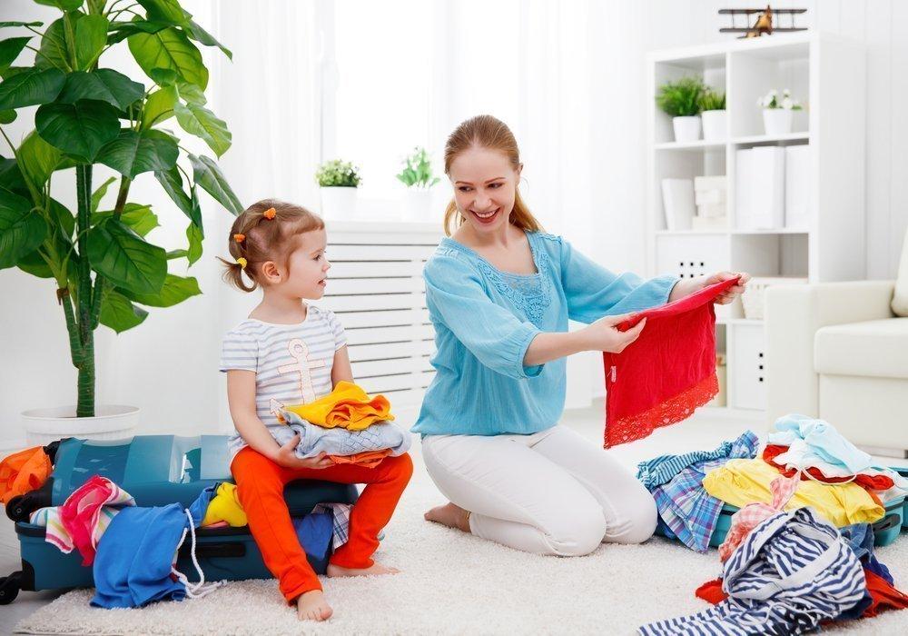 Как дети и родители должны готовиться к поездке?