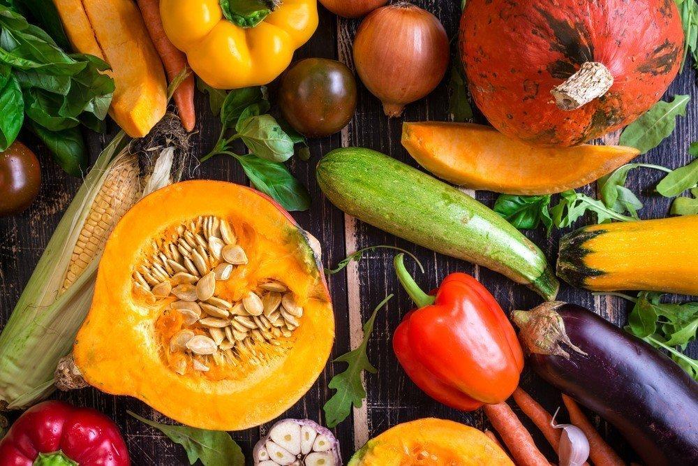 Осеннее питание: основные принципы