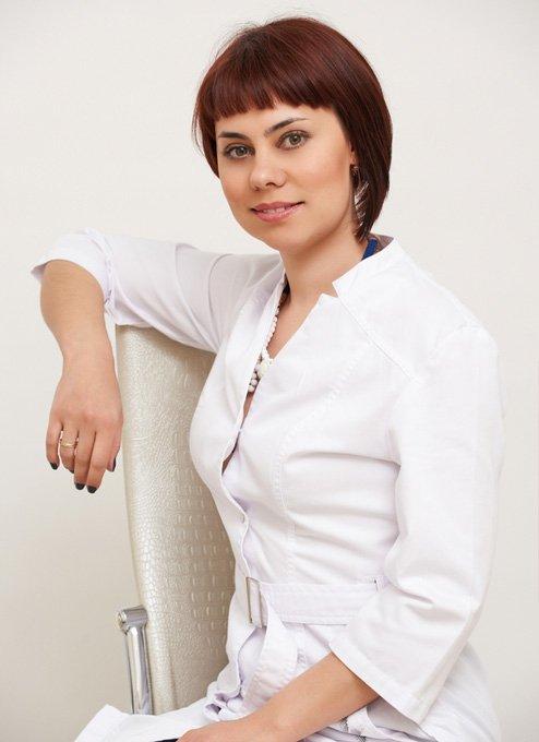 Татьяна Сергеевна Присяжная, акушер-гинеколог, гинеколог-эндокринолог, Центра планирования семьи «МЕДИКА»