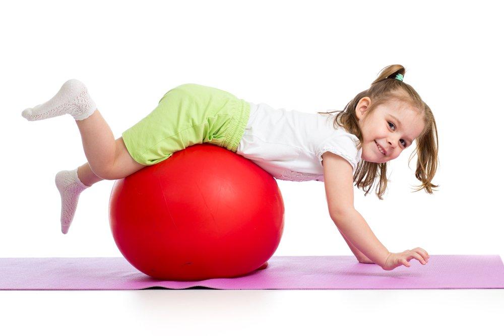 Развитие речи у детей с помощью игры с мячом