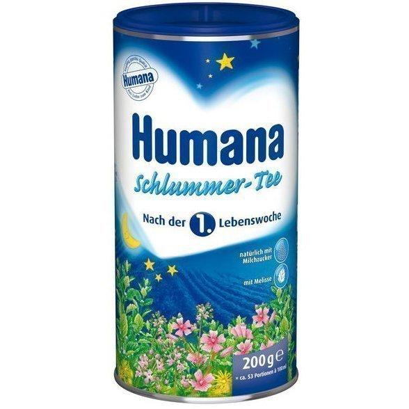 Растворимый чай «Хумана»