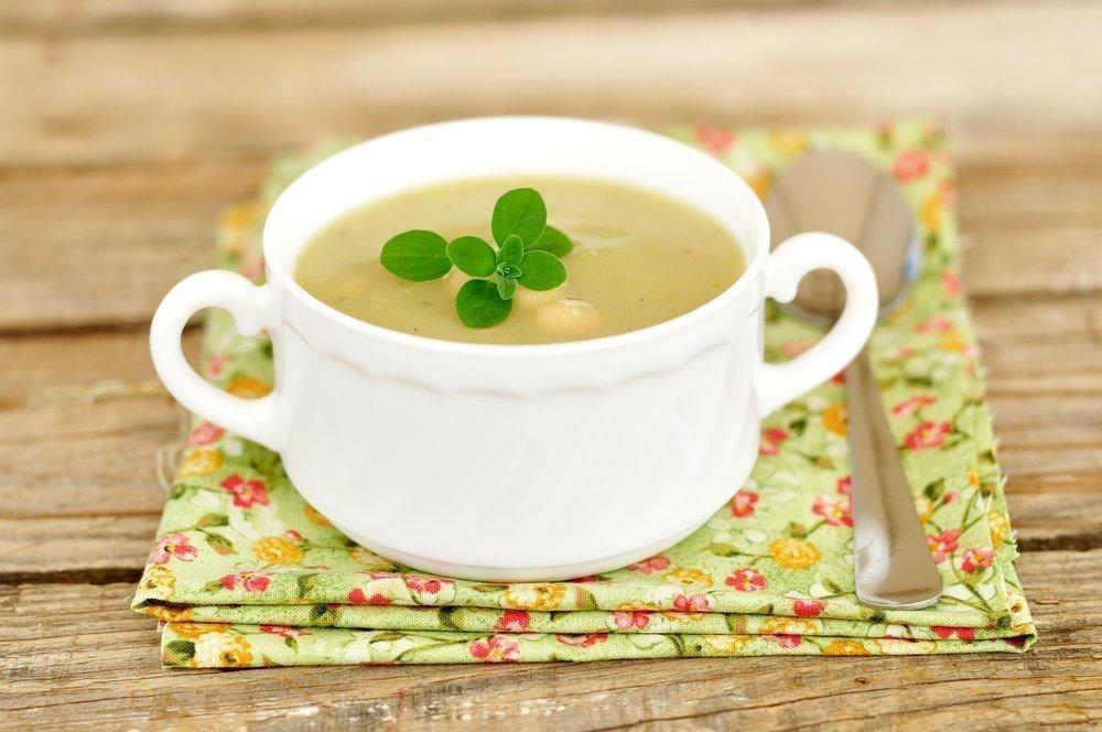 Рецепты полезных и вкусных детских супов