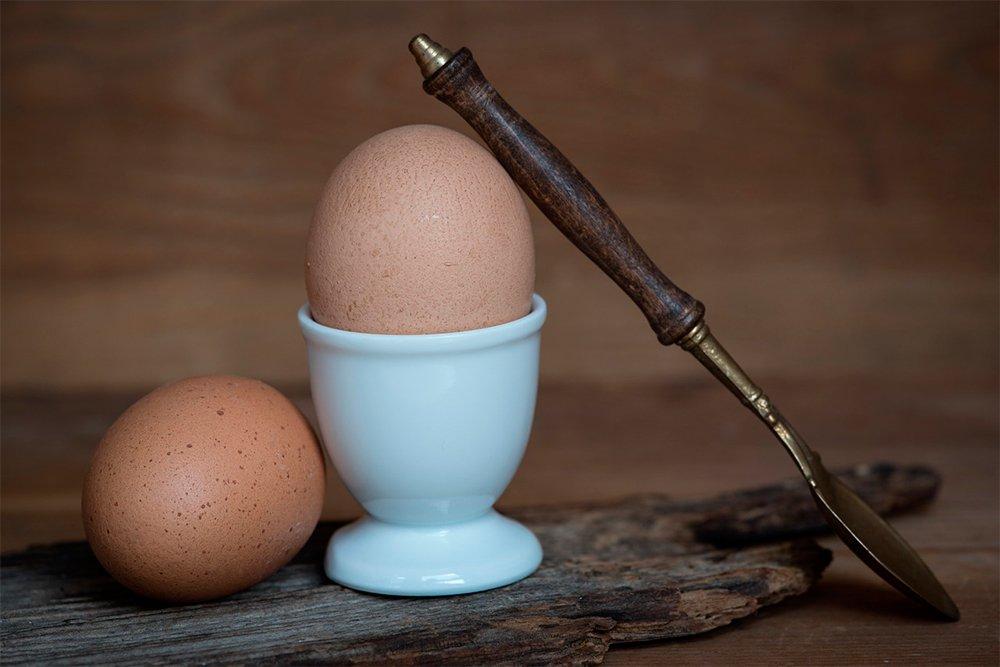 Продукт №1 — яйца