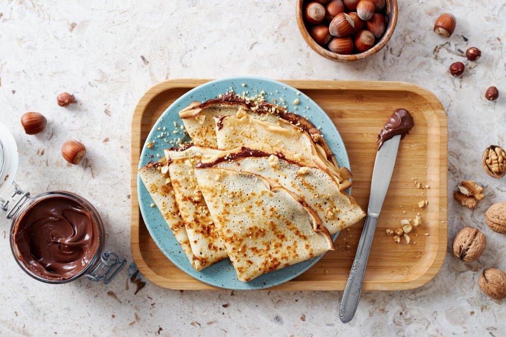 Как готовить блинчики на сыворотке?