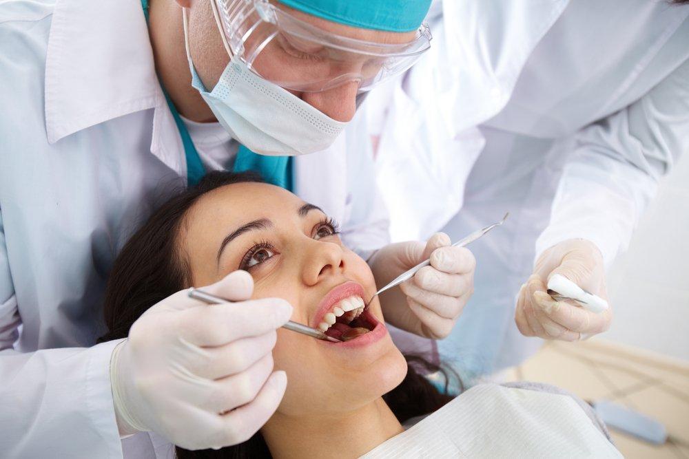 Волшебные услуги стоматологов