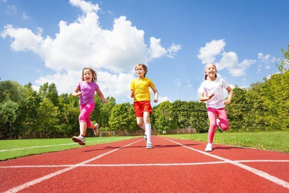 Упражнения для физического развития детей и умения взаимодействовать друг с другом