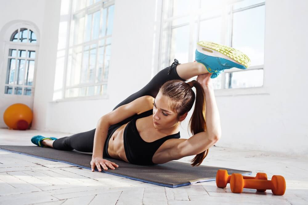 Заняться фитнесом и похудеть