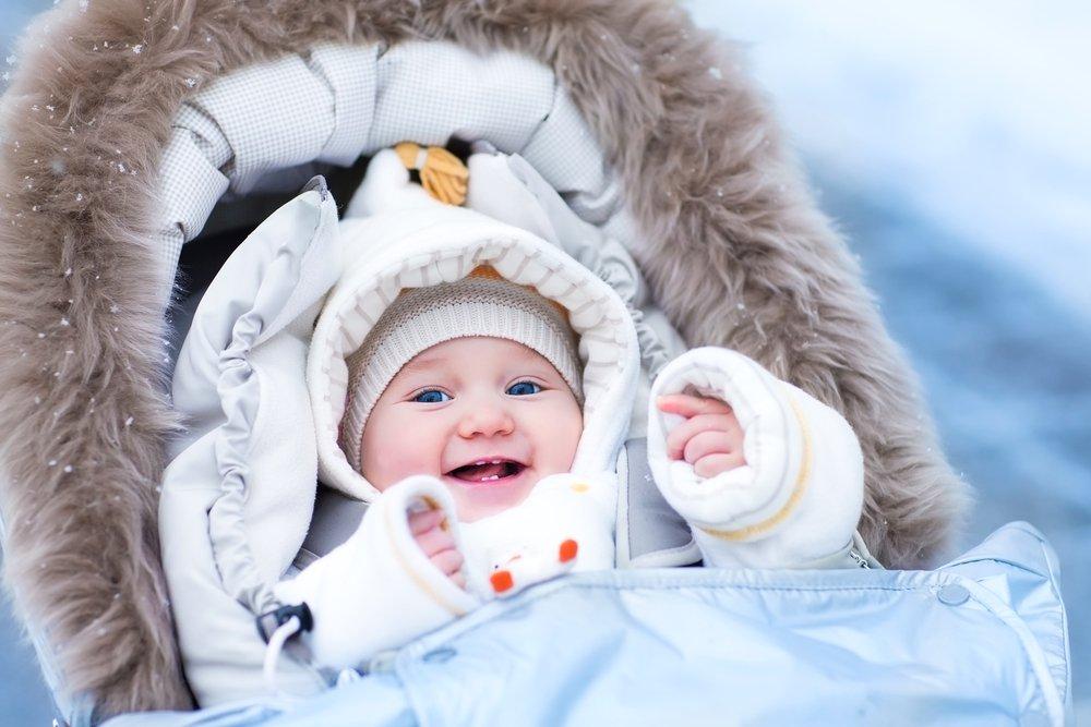 Что делать, если малыш замерз?