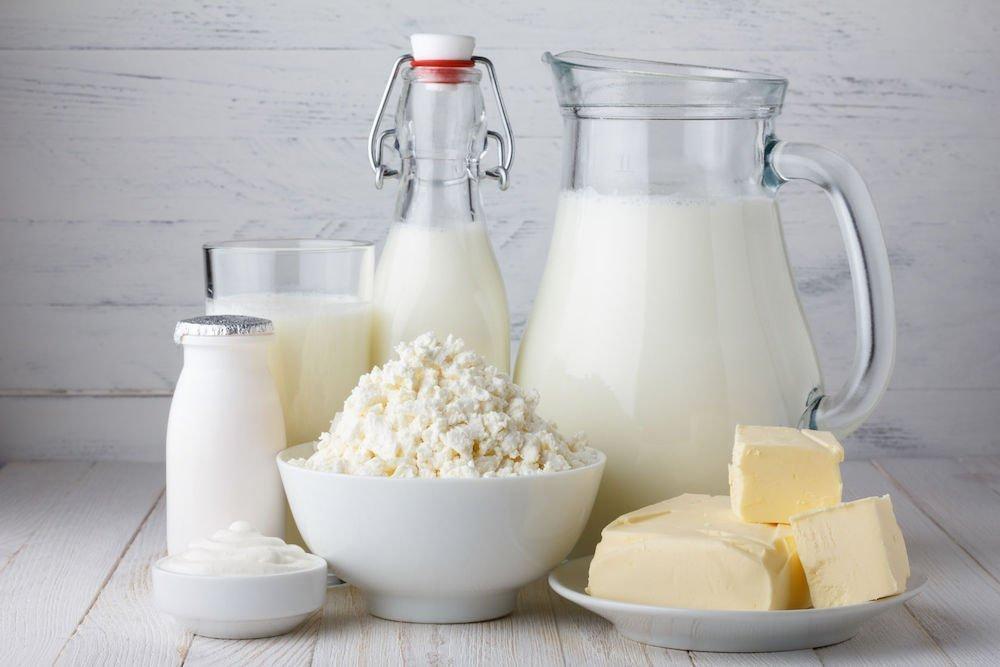 2. Молочная продукция